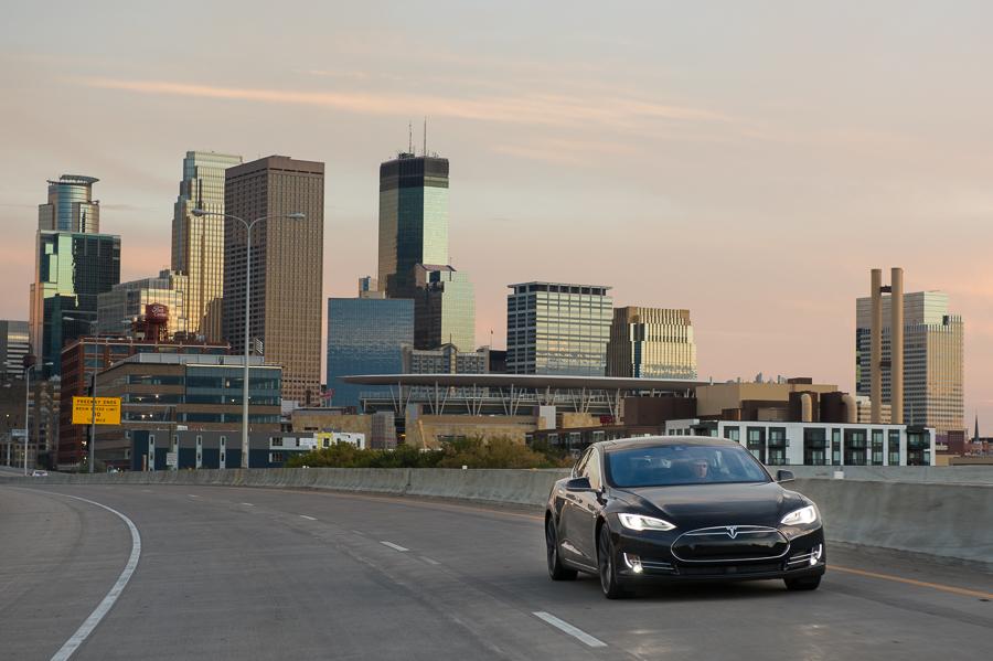Tesla Twin Cities Minneapolis
