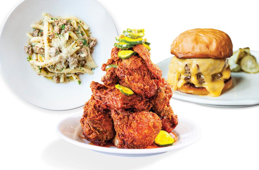 Best restaurants in the Twin Cities