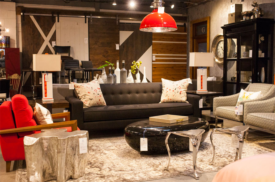 Habitation new furniture store