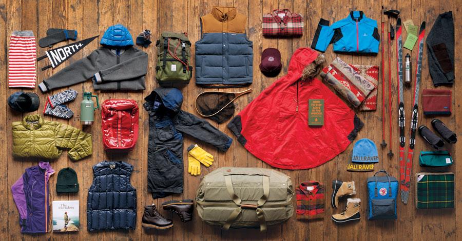 Minnesota outdoor clothes