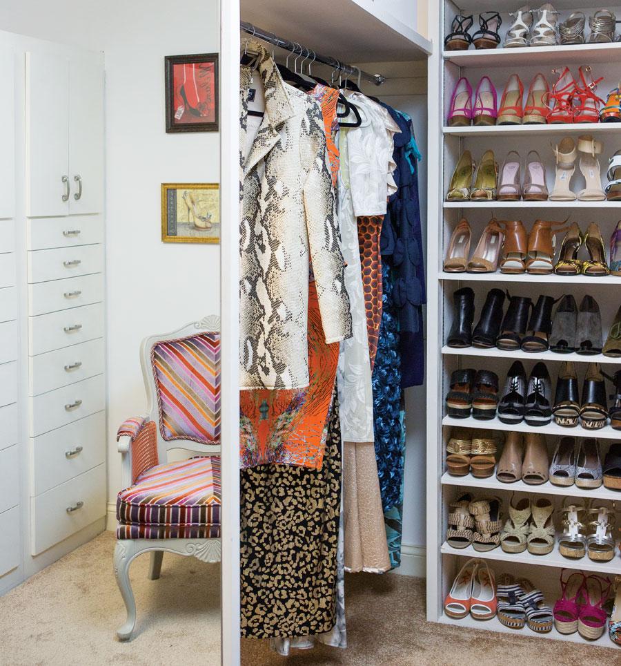 Sandy Simmons Closet Christopher-Straub