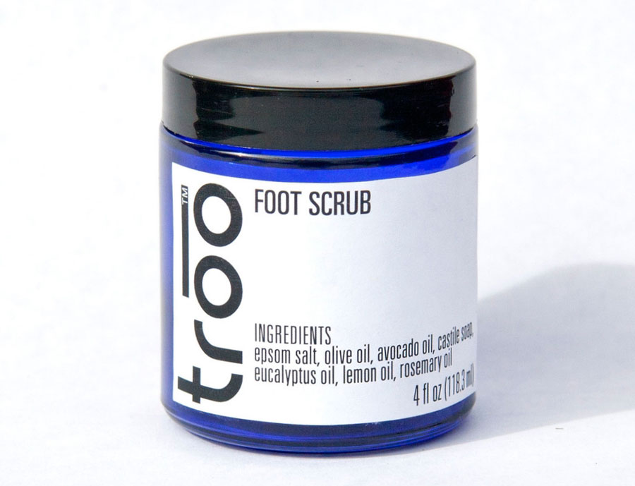 TROO skincare products, Minneapolis