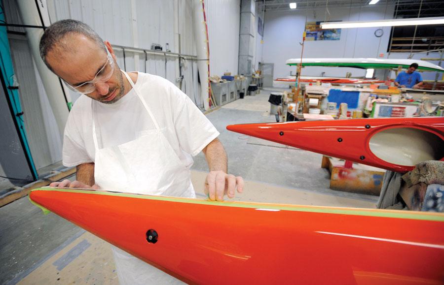 Wenonah Canoe, Winona