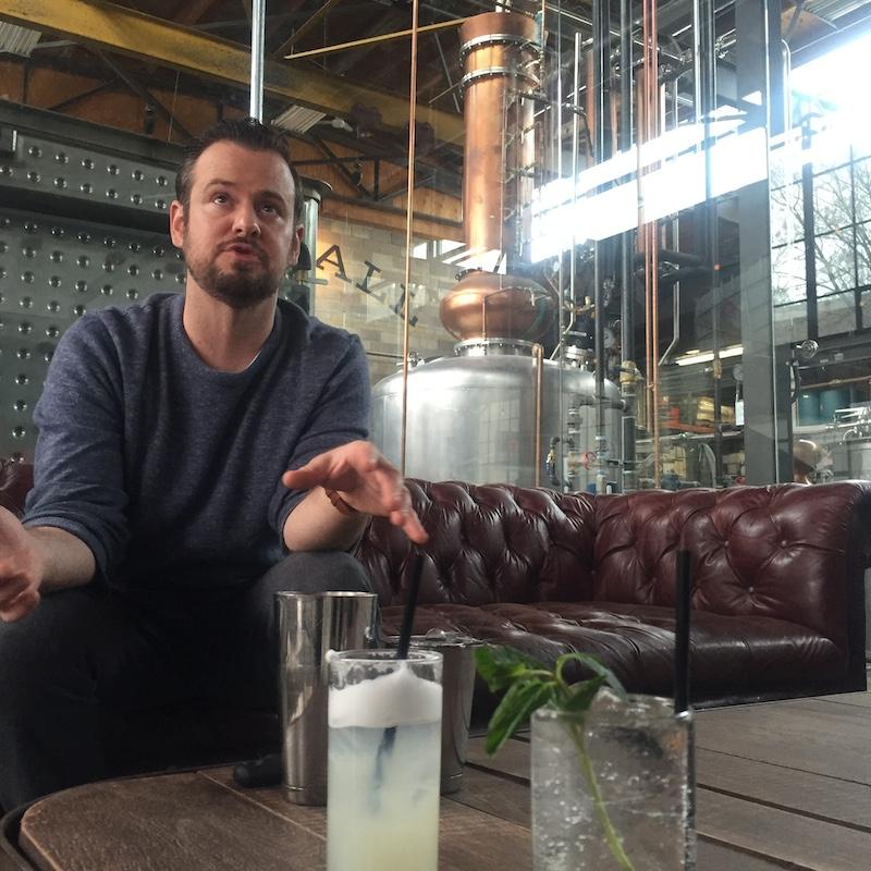 tattersall distilling, dan oskey
