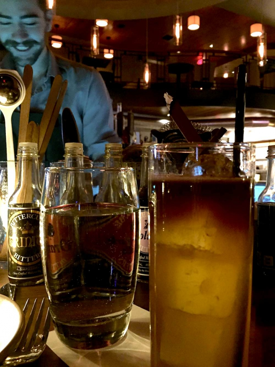Twin Cities, drinks, Joy Summers, Scena Tavern