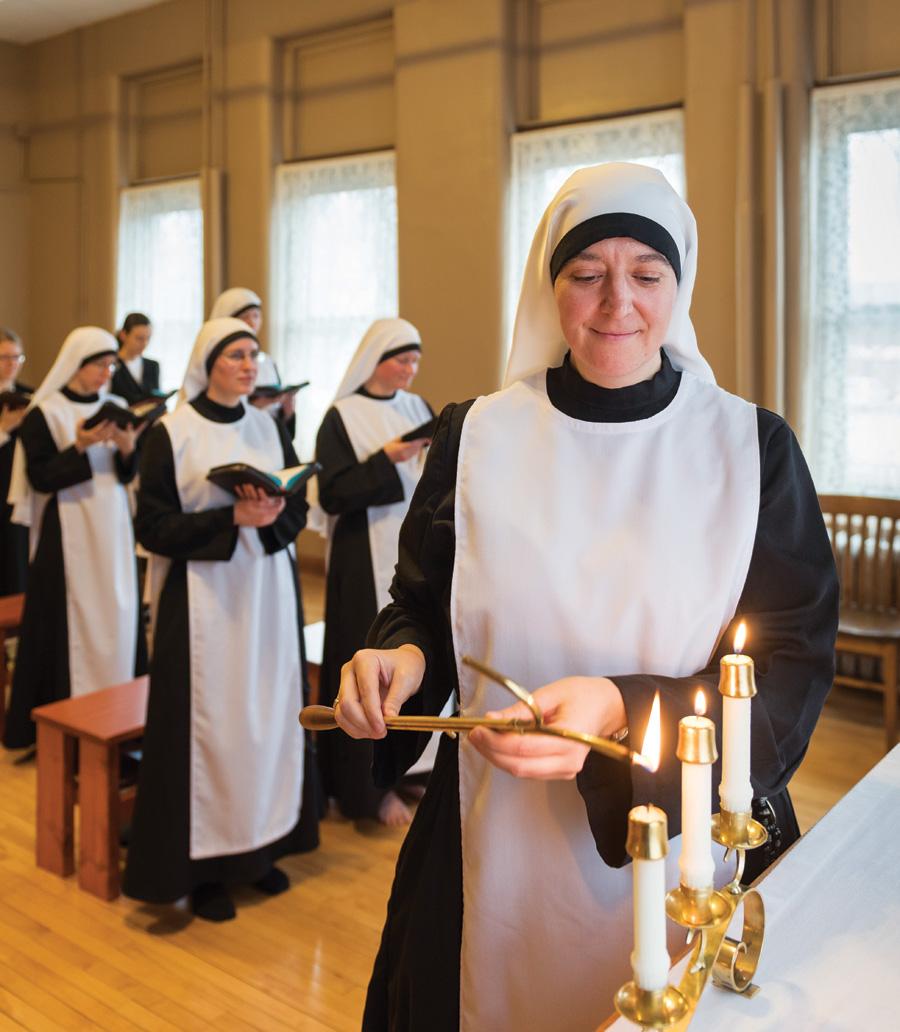Mary Clare, Handmaids of the Hearts of Jesus, New Ulm, Minnesota