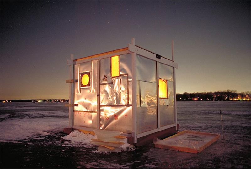 Art Shanty Projects, White Bear Lake