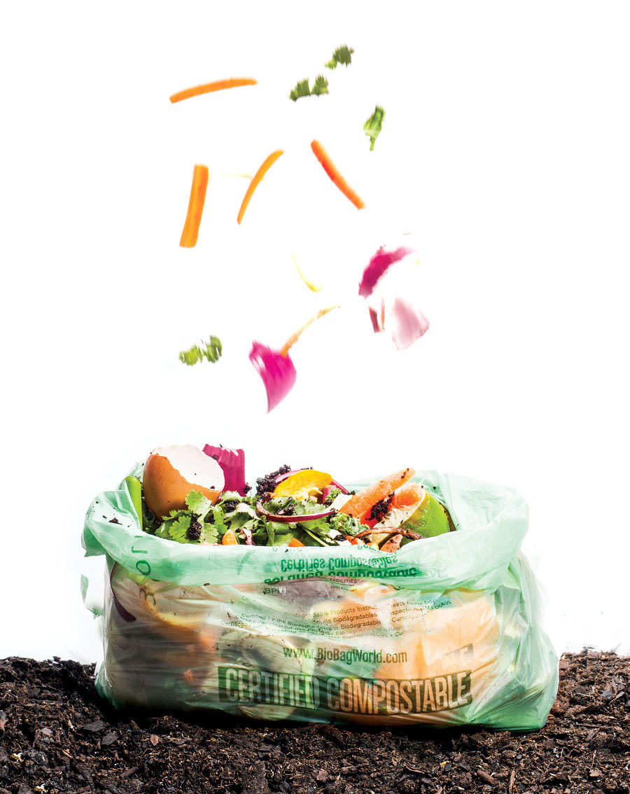 minneapolis composting