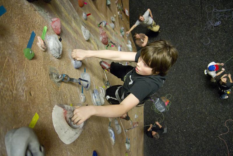 Vertical Endeavors Rock Climbinh