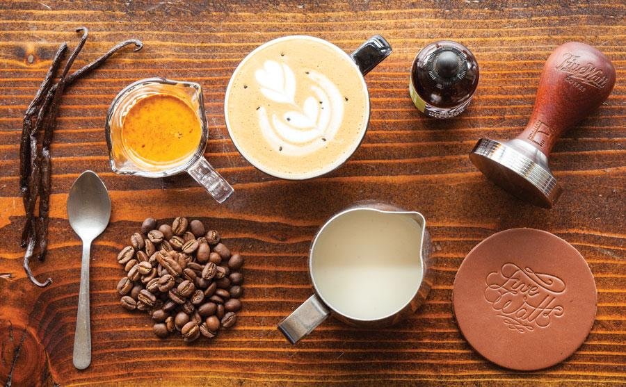 five watt coffee, the kingfield