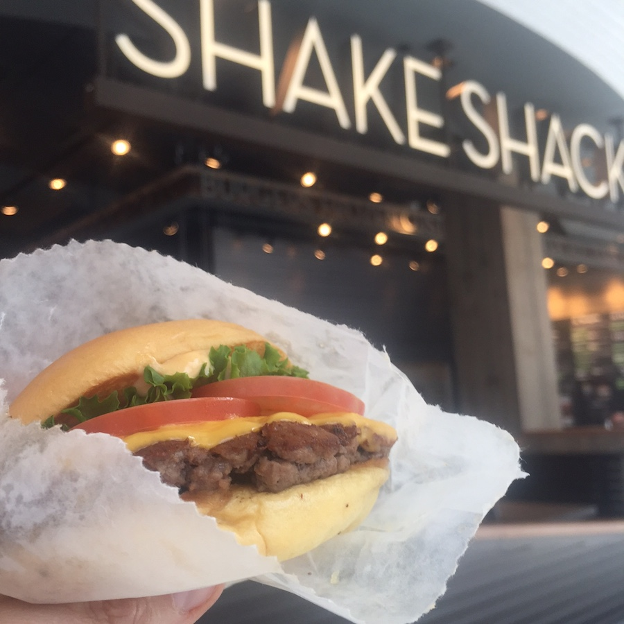 Shake Shack, Minnesota, Mall of America