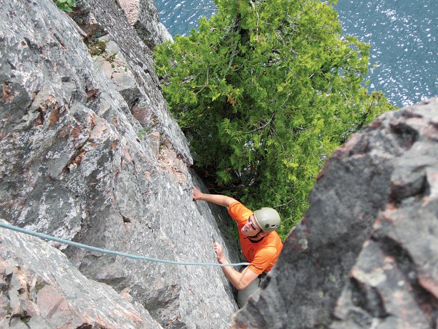 rock climbing, 5 things