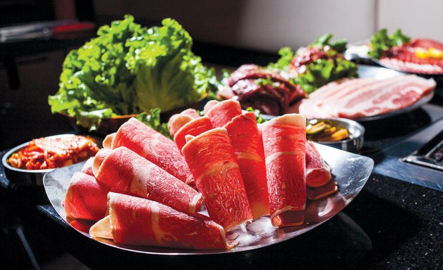 hoban korean bbq, bulgogi, restaurant rumble, dining out