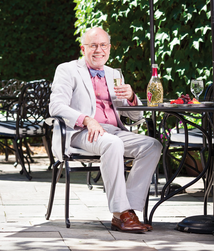 well styled, John Faricy, twin cities lawyers, profiles, style, brooks brothers