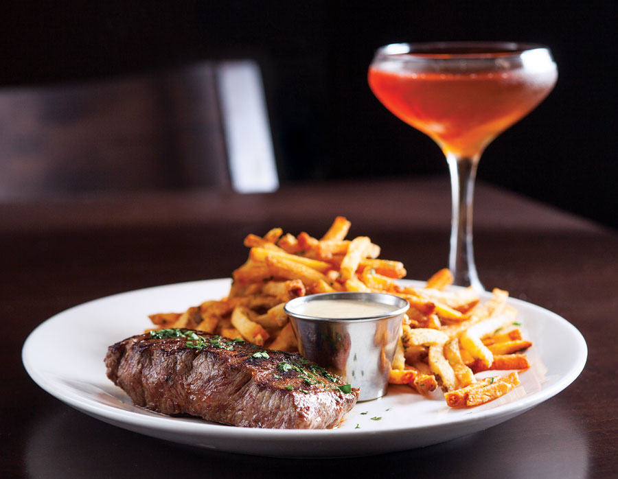lou nannes, steak, dining out, food, twin cities, minneapolis