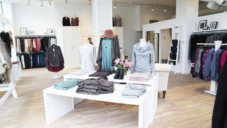 primp boutique, white bear lake, shopping, minnesota travel