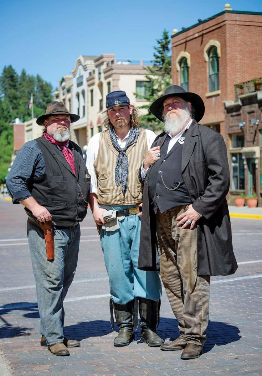 fall trips, deadwood, south dakota, south dakota state parks, travel