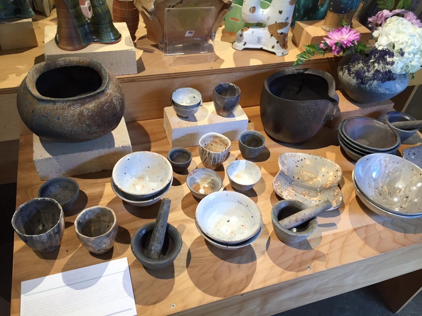 american pottery festival, northern clay center, local art, art, fundraiser, events, ceramics, minnesota journeys