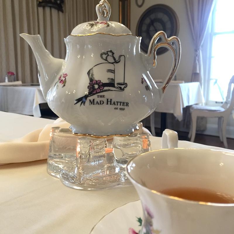 Mad Hatter Tea Room, Anoka