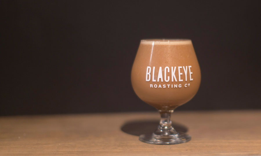 drink of the month, blackeye roasting co., food