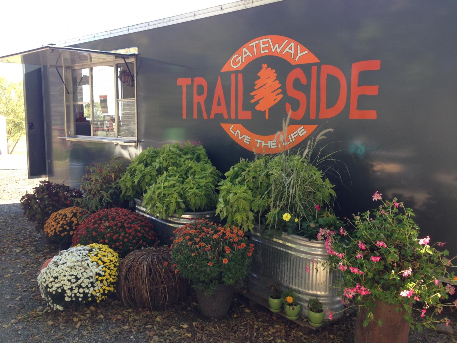 Gateway Trailside food truck, Spruce Hill Farm