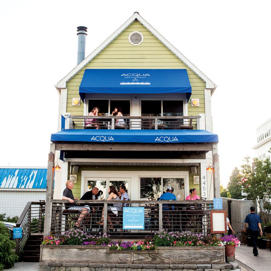 white bear lake, acqua, restaurants, best bets, jason and joy, food, restaurant recommendations