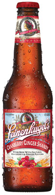 leinenkugel's, cranberry shandy, drink of the month, food