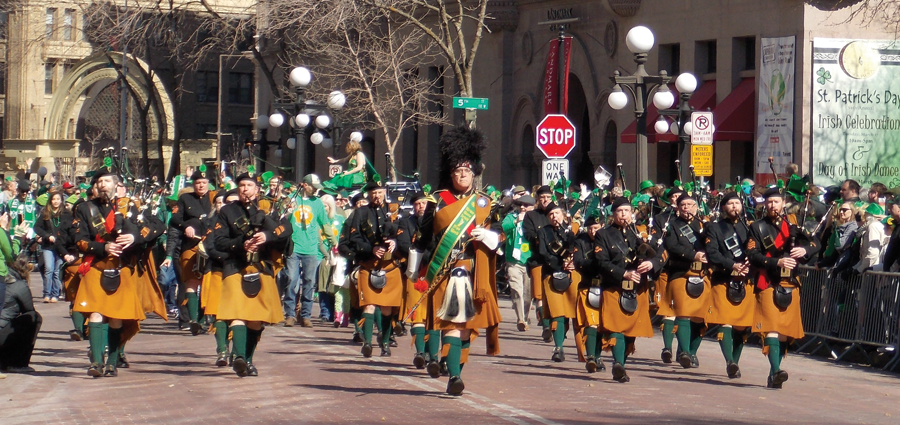 2017 to do list, things to do, calendar, events, st. patrick's day parade, march 2017