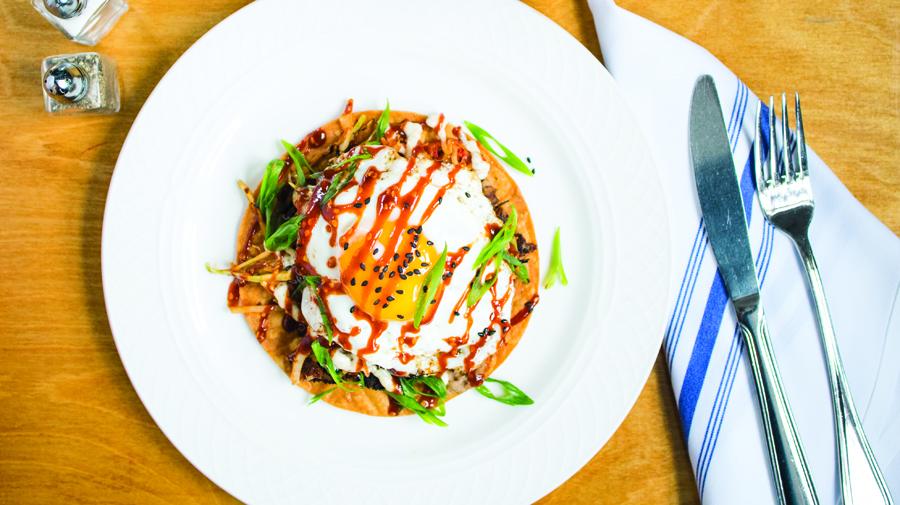 stewart's, tostada, food, restaurants, jason and joy, restaurant rumble, st. paul