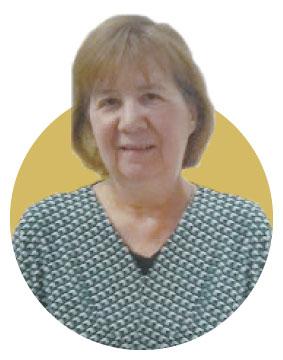 A portrait of Reyne Branchaud-Linsk.
