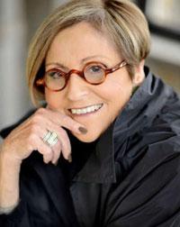 A portrait of Sue Zelickson.