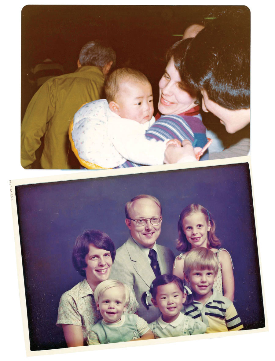Dr. Judy Eckerle was adopted from Korea as an infant, grew up in Minnesota as part of a family of six, and today leads the University of Minnesota's Adoption Medicine Clinic.