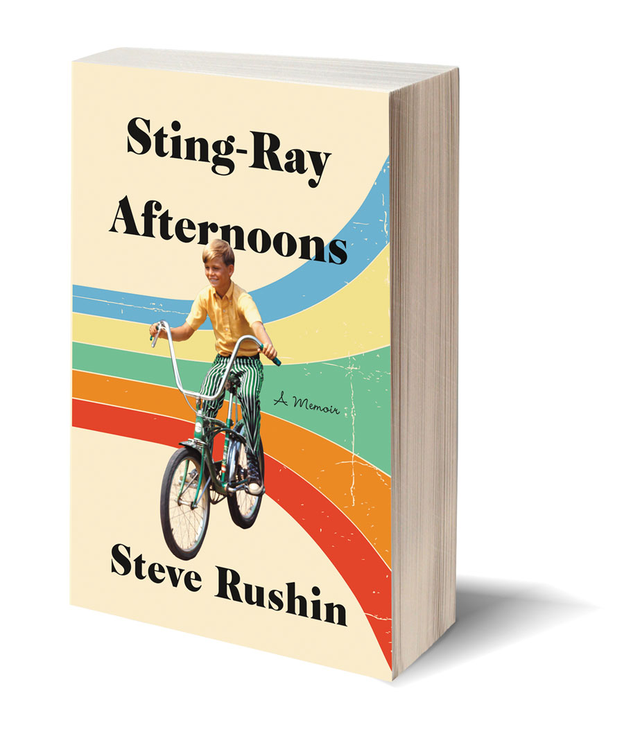 """Steve Rushin's """"Sting-Ray Afternoons"""""""