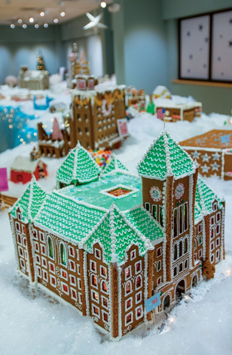 Gingerbread Wonderland.