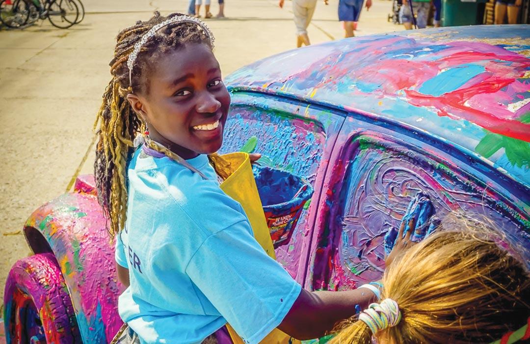 Artworks Festival, Austin.