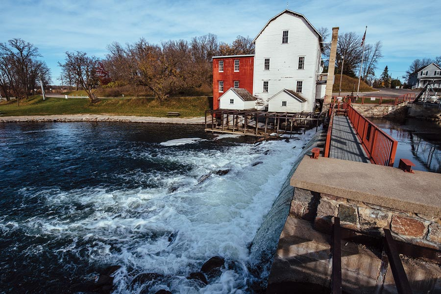 Phelps Mill.