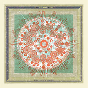 Trampled by Turtles album cover.
