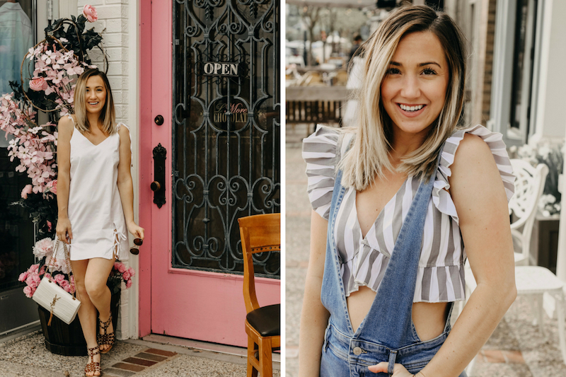 Fashion Blogger Krista Brumm