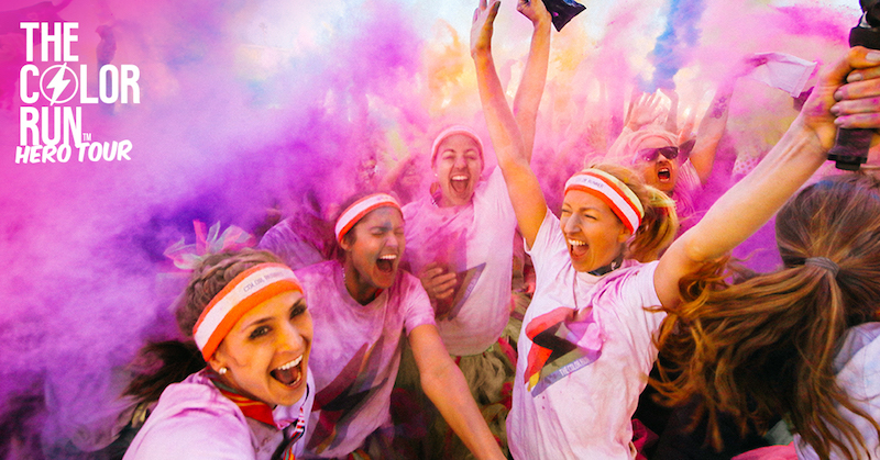 Photo of The Color Run