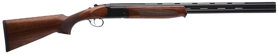 A shotgun.