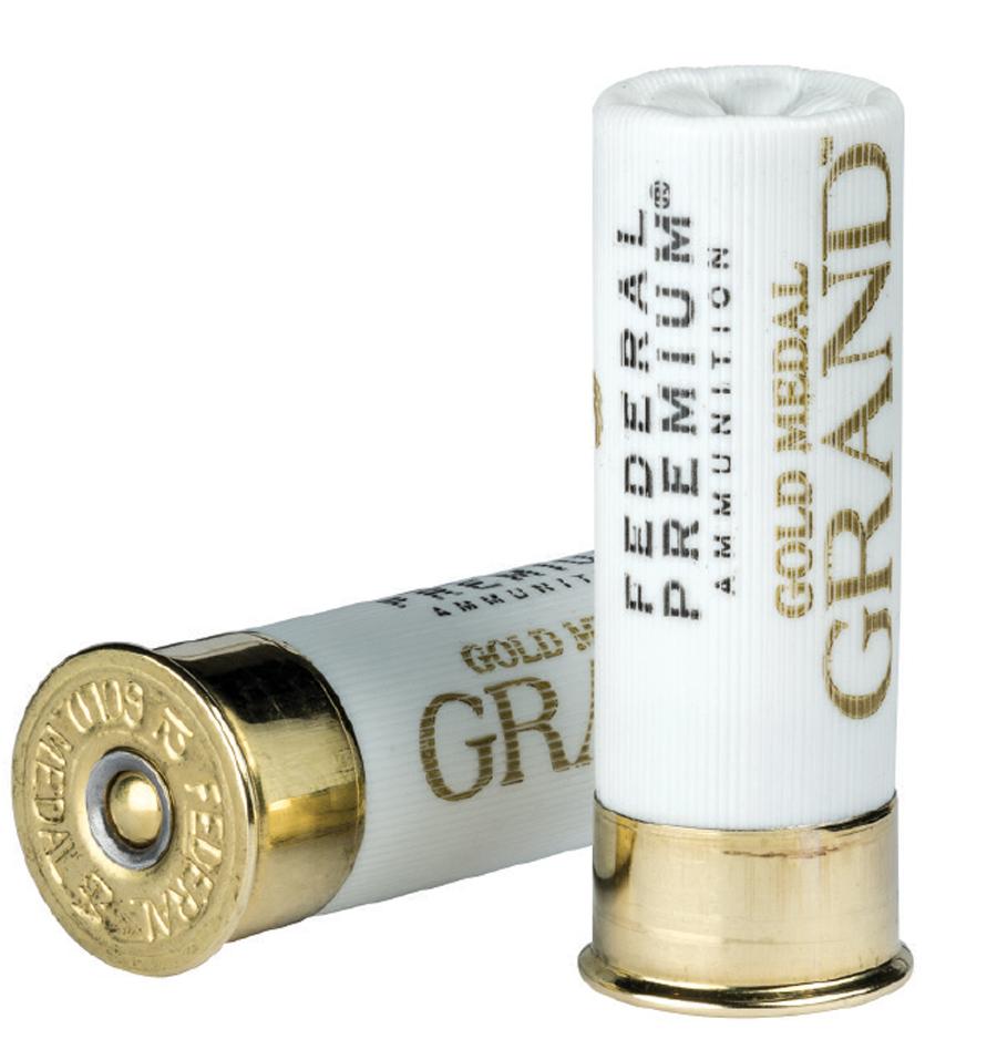 Gold Medal Grand Shotgun Shells.