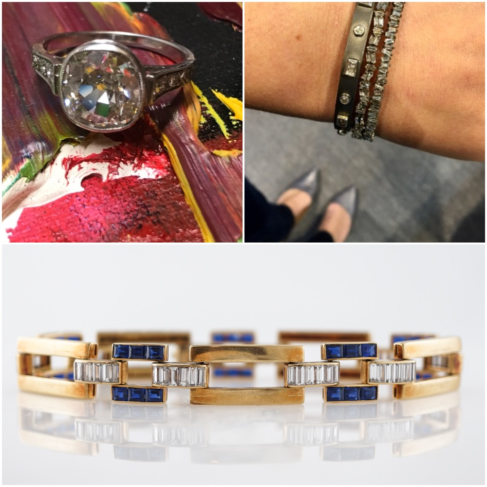 A collection of items from Filigree. Courtesy Filigree Jewelers.