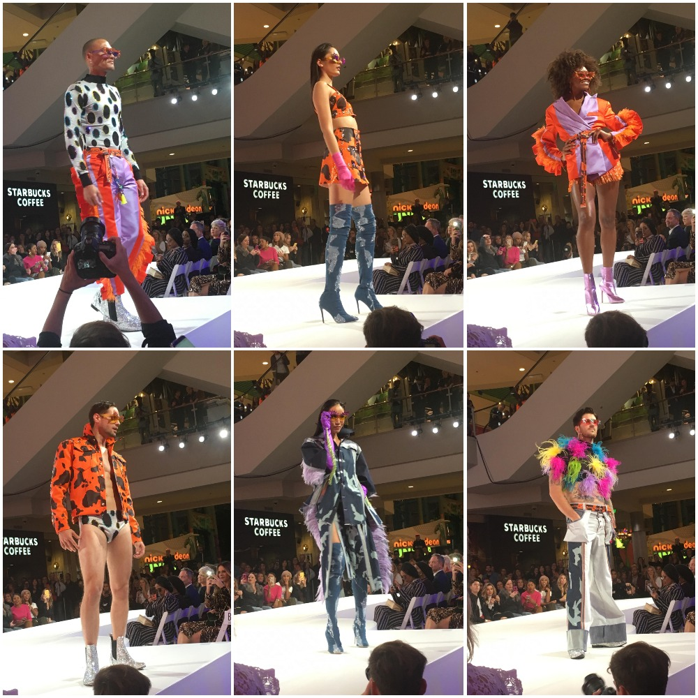 Mondo Guerra's designs are an explosion of color at Mall ofAmerica's Curated Style.