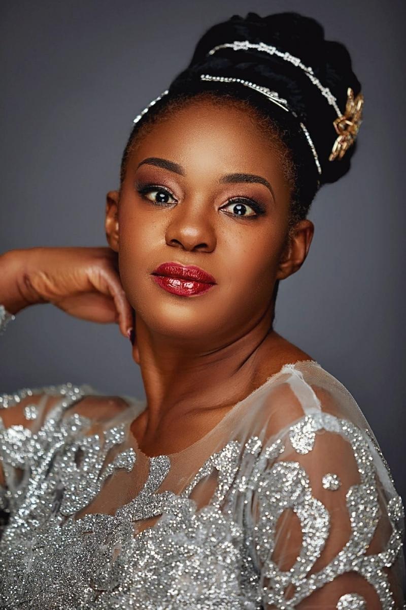 Vanessa Ekeke, former Miss Commonwealth Nigeria. Founder of the Miss Nigeria International pageant