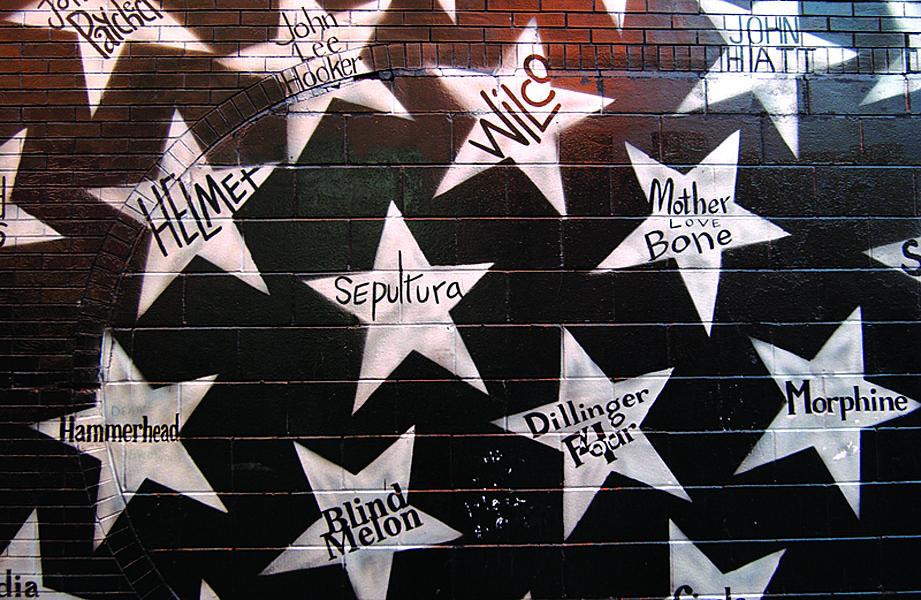 Stars outside First Avenue. Photo courtesy Meet Minneapolis.