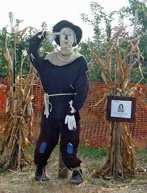 Emma Krumbee's Scarecrow Festival