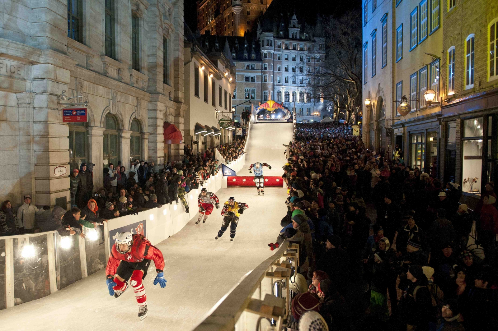 Red Bull Crashed Ice, 2011, Canada