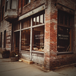 The Foundry Home Goods storefront