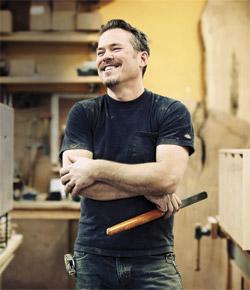 Scott McGlasson woodworker