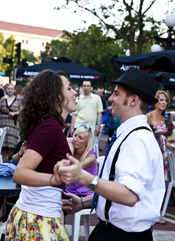 Ordway swing dance